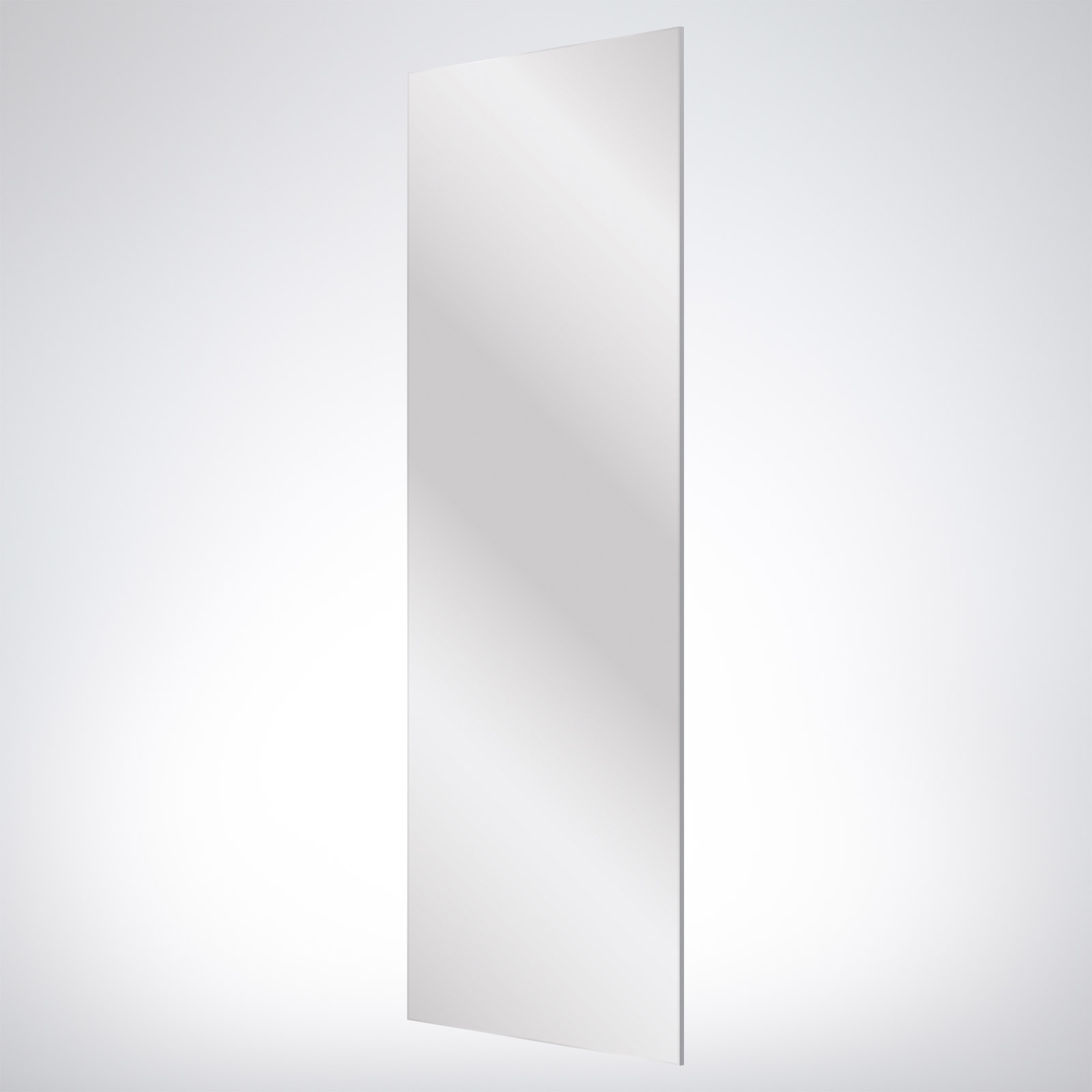 Flat Edge Mirror – 1200 x 350 x 5mm