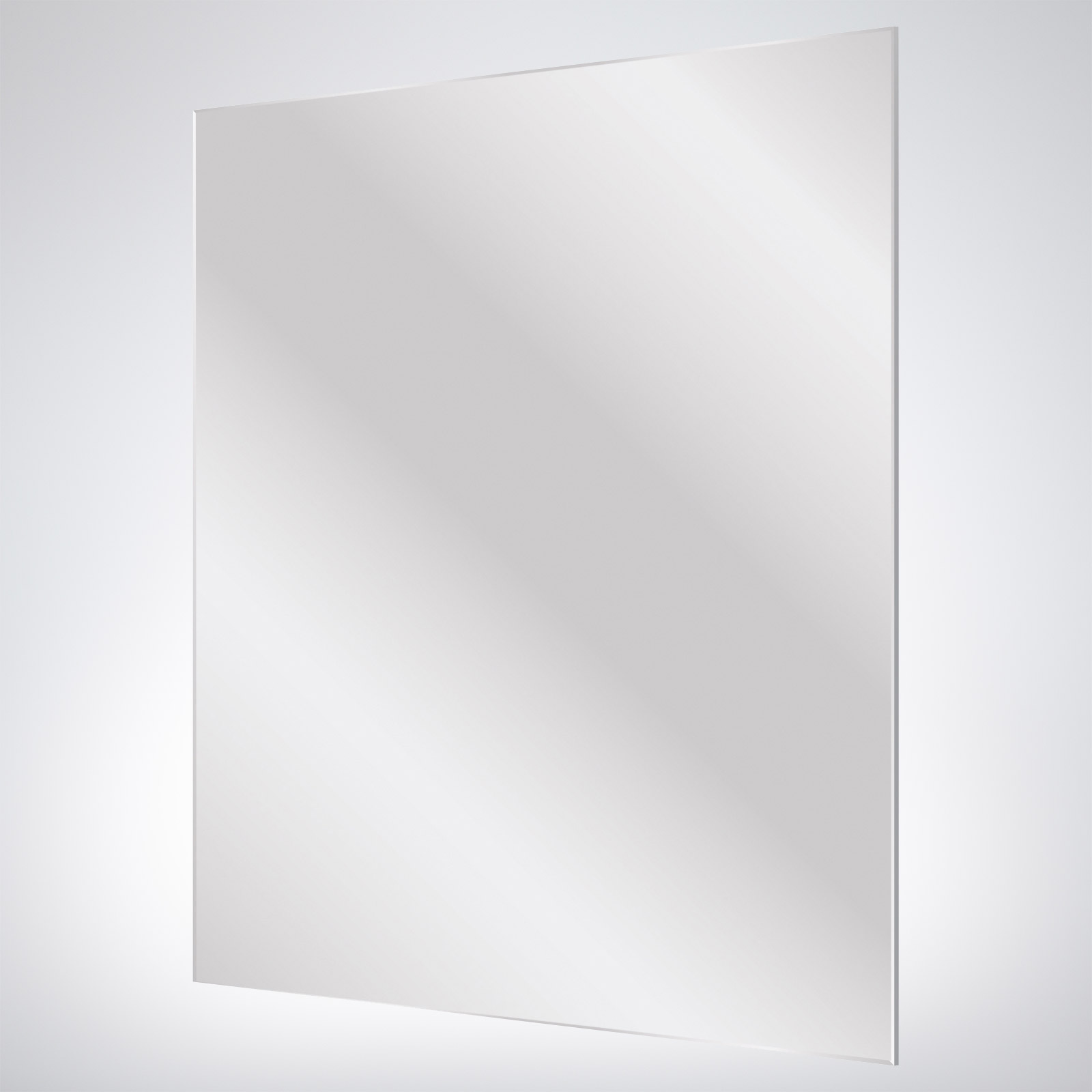 Flat Edge Mirror – 1200 x 900 x 5mm
