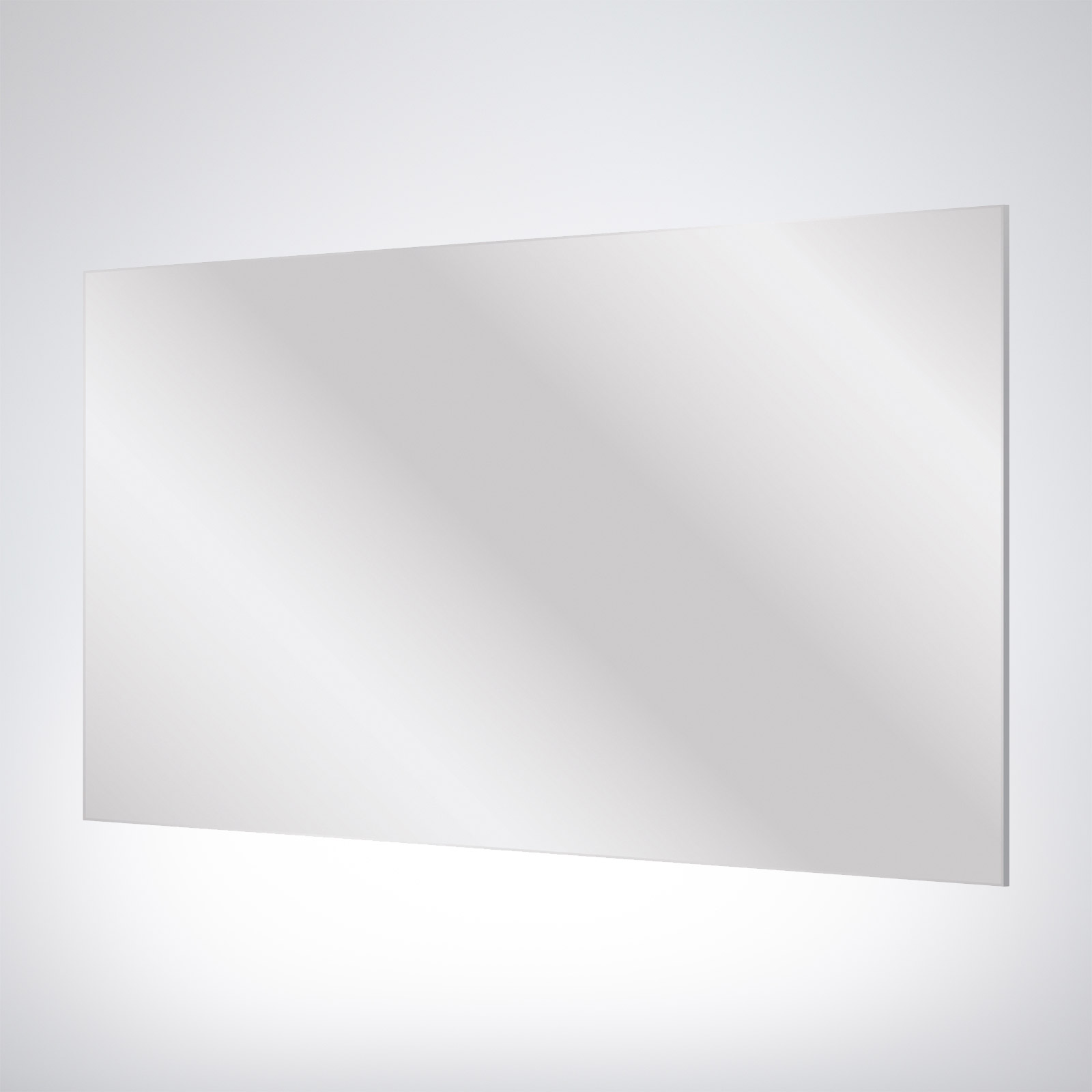 Flat Edge Mirror 600x900x5mm