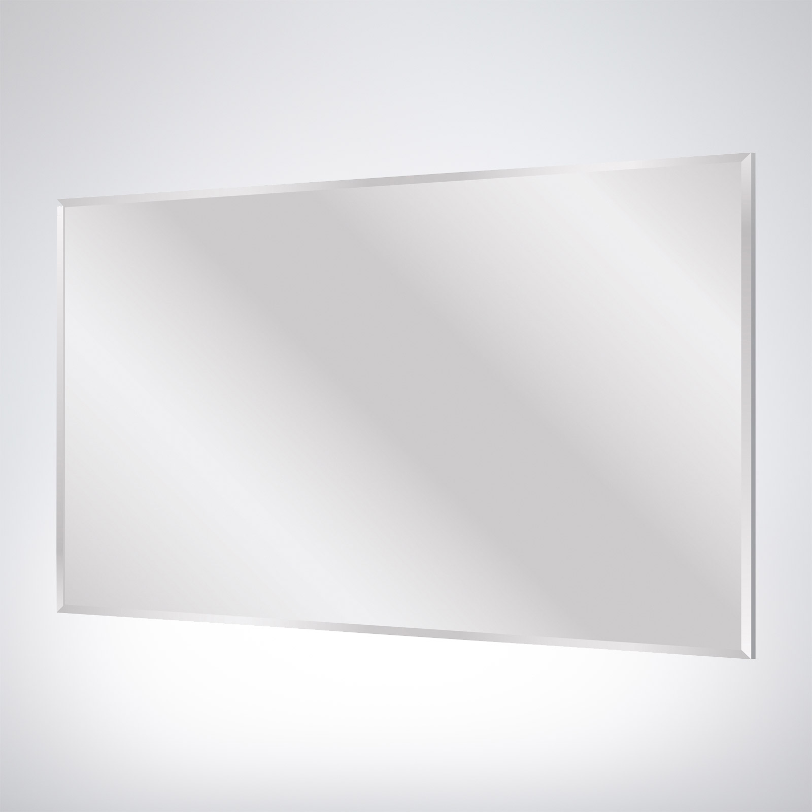 Bevel Edge Mirror 600x900x5mm