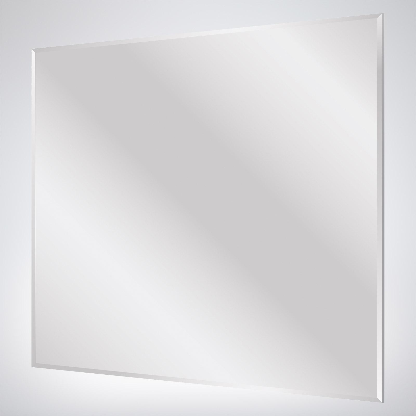 Bevel Edge Mirror 900x900x5mm