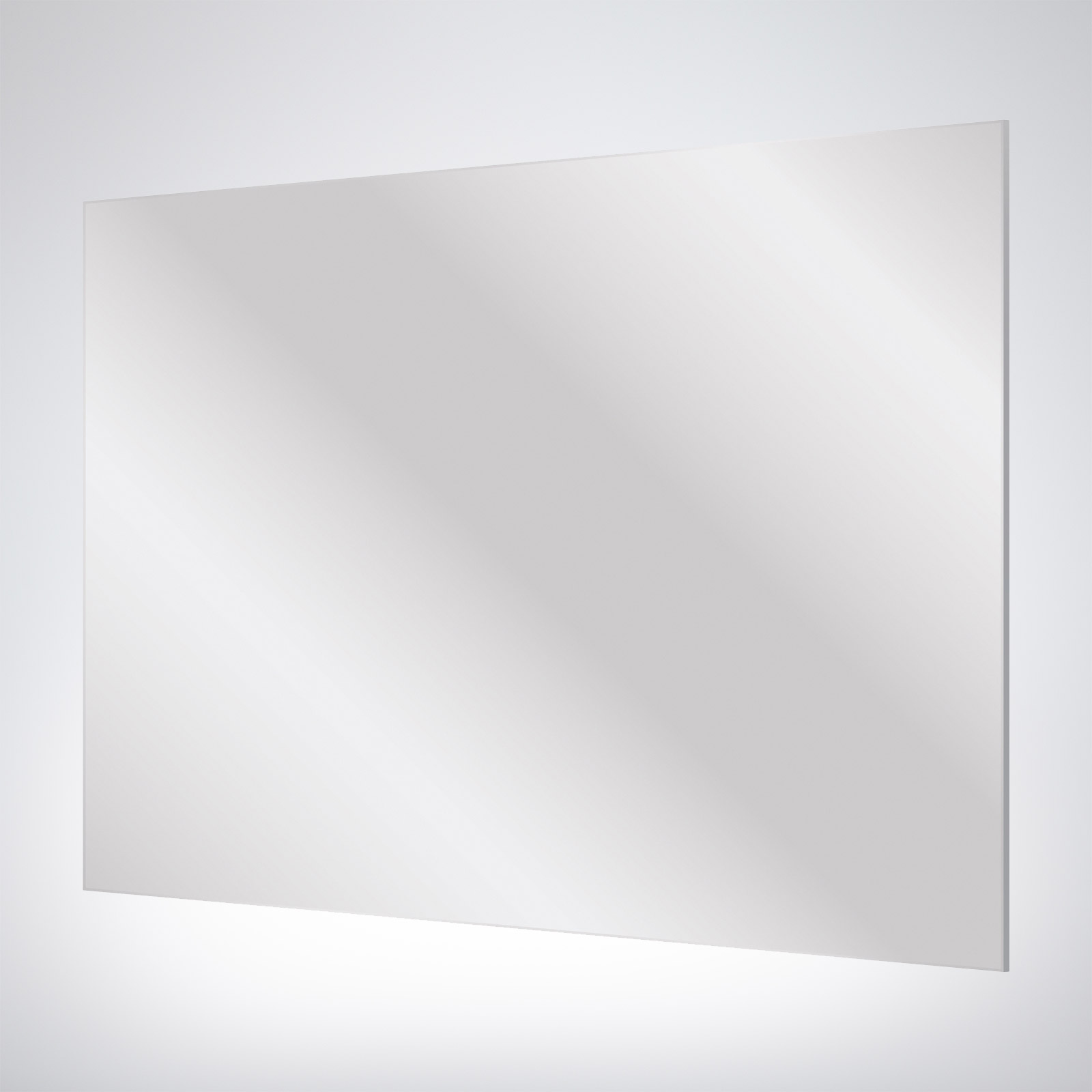 Flat Edge Mirror – 750 x 900 x 5mm