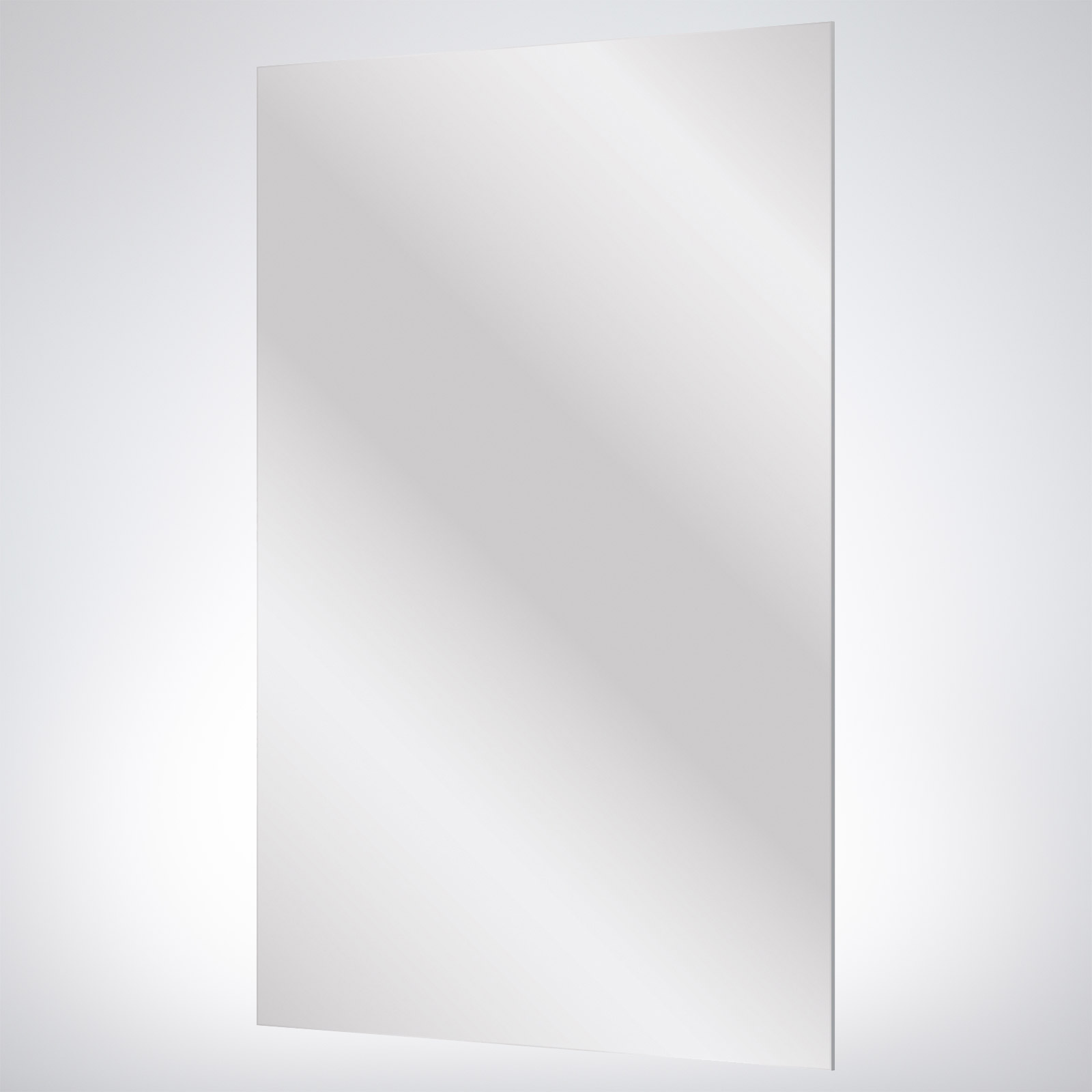 Flat Edge Mirror – 1500 x 900 x 5mm