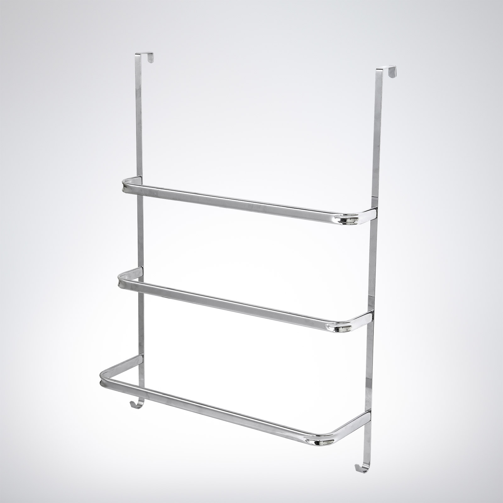 3 Tier Overdoor Towel Rack