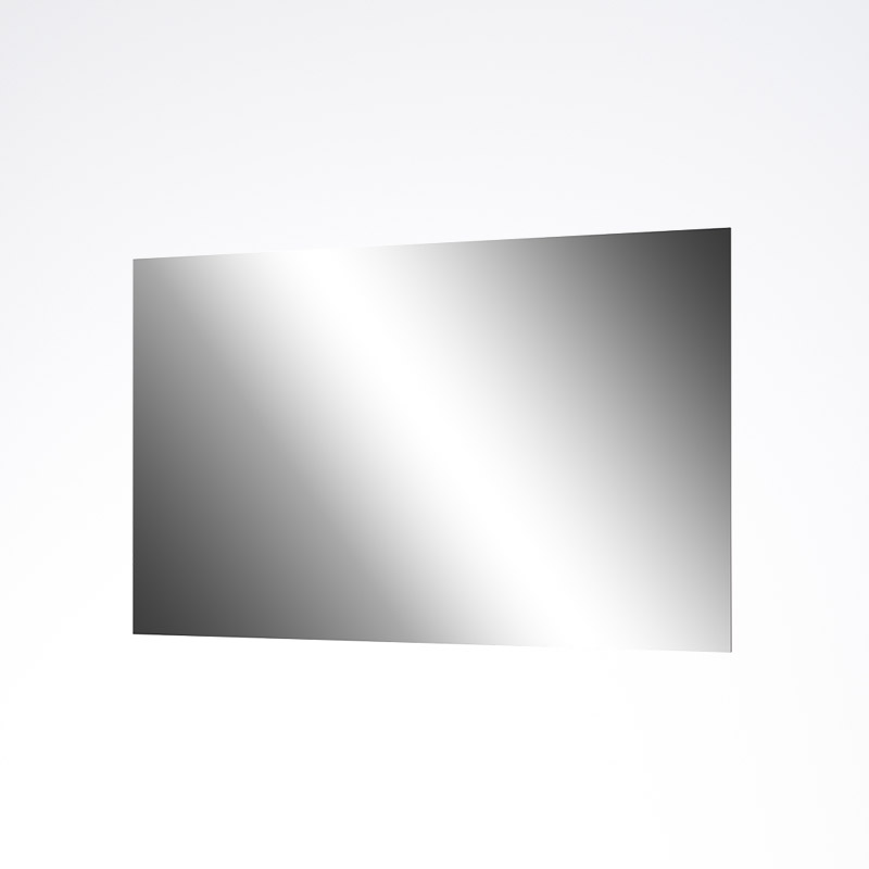 Flat Edge Mirror 450x750x5mm