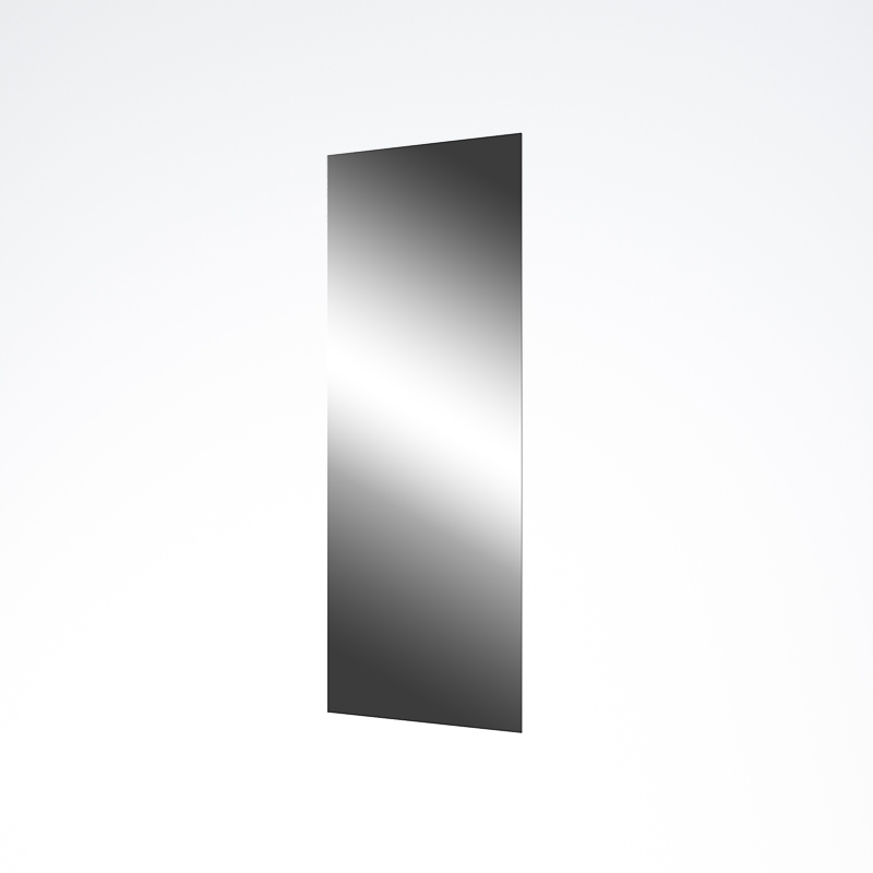 Flat Edge Mirror 1200x450x5mm