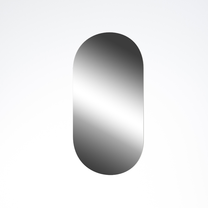 Polished Edge Oblong Mirror 450x800x5mm